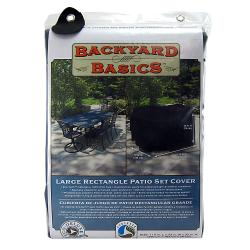 Mr. BBQ Rectangle Table Cover