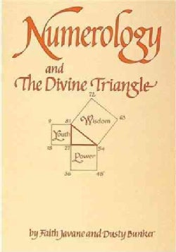 Numerology and the Divine Triangle (Paperback)