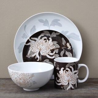 Oneida Copper Garden 16-piece Dinnerware Set