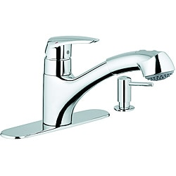 Grohe Dual Spray Pull-out Kitchen Faucet