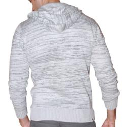 191 Unlimited Men's Grey Hoodie