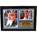 Denver Broncos Tim Tebow 'First NFL Touchdown' Photo Stat Frame