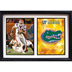 University of Florida Tim Tebow Double Photo Frame 4