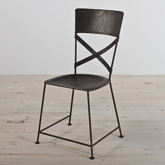 Jabalpur Zinc Dining Chair (India)