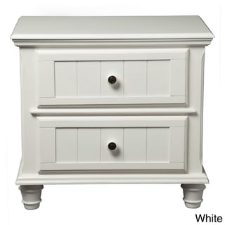 Furniture of America Wilkes Cottage Night Stand