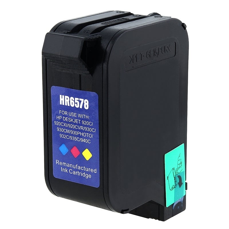 INSTEN HP 78 Tricolor Ink Cartridge (Remanufactured)