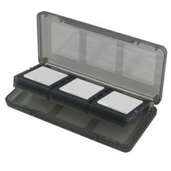 BasAcc Smoke Game Card Case for Nintendo DS Lite