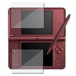 INSTEN 3-LCD Screen Protector Set for Nintendo DSi LL