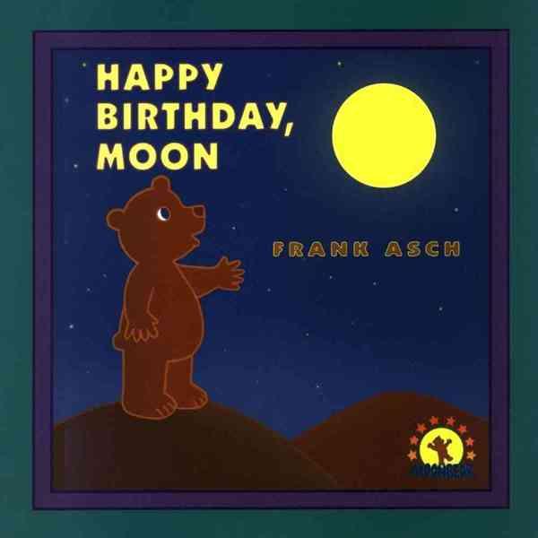 Happy Birthday, Moon (Hardcover)