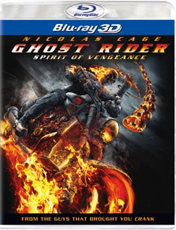 Ghost Rider Spirit of Vengeance 3D (Blu-ray Disc)