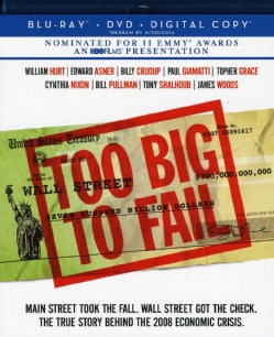 Too Big To Fail (Blu-ray/DVD)