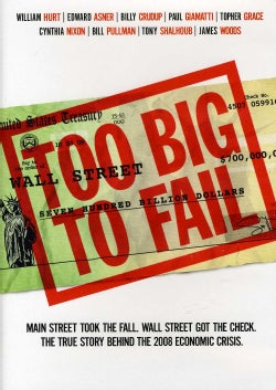 Too Big To Fail (DVD)