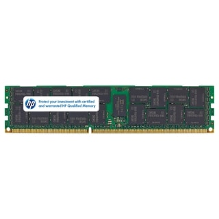 HP 8GB (1x8GB) Dual Rank x4 PC3L-10600 (DDR3-1333) Reg CAS-9 LP Memor