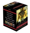 The Mortal Instruments: City of Bones / City of Ashes / City of Glass / City of Fallen Angels / City of Lost Souls (Hardcover)