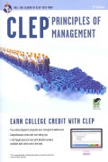 CLEP Principles of Management (Paperback)