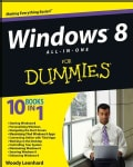 Windows 8 All-in-One for Dummies (Paperback)