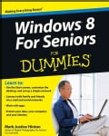 Windows 8 for Seniors for Dummies (Paperback)