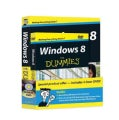 Windows 8 for Dummies + DVD (Paperback)