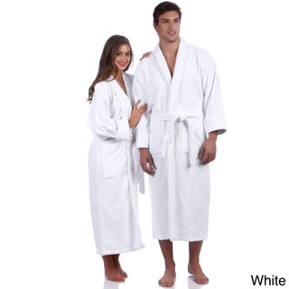 Luxurious Egyptian Cotton Unisex Terry Bath Robe