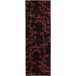 Hand-tufted Oslo 9C Wool Rug (2'6
