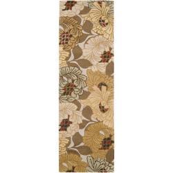 Hand-tufted Wishaw Wool Rug (2'6