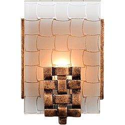 Varaluz Dreamweaver 1-light Bath Light