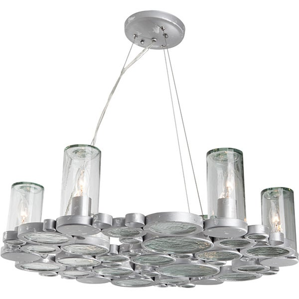 Varaluz Fascination Nevada 6-light Chandelier
