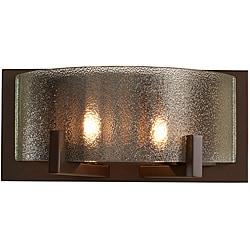 Varaluz Alternating Current Firefly 2-light ADA Bath Light