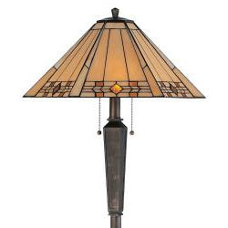 Barrett 59-inch Bronze Finish Floor Lamp