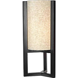 Roeser 25-inch Madera Bronze Finish Table Lamp