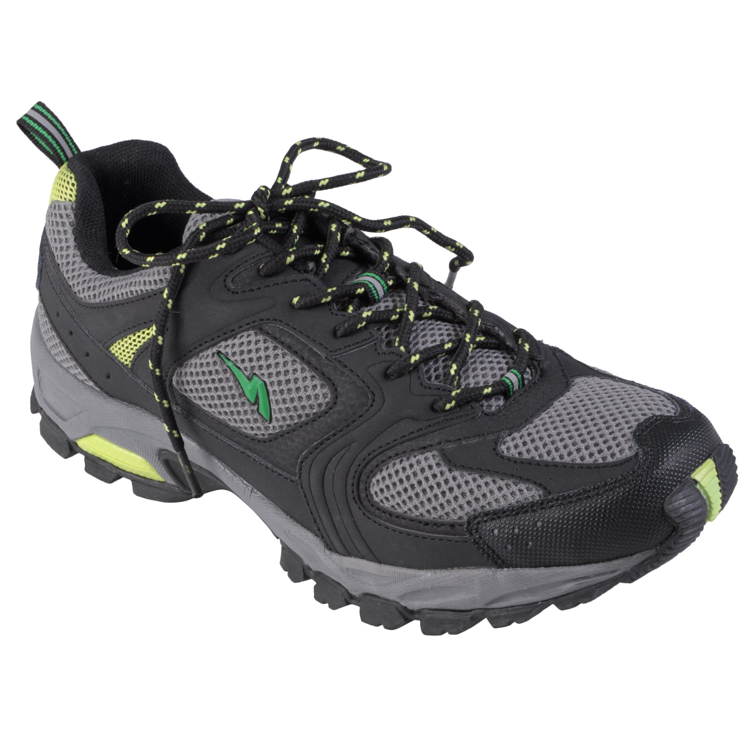 Boston Traveler Men's Composite Lace-up Running Shoes
