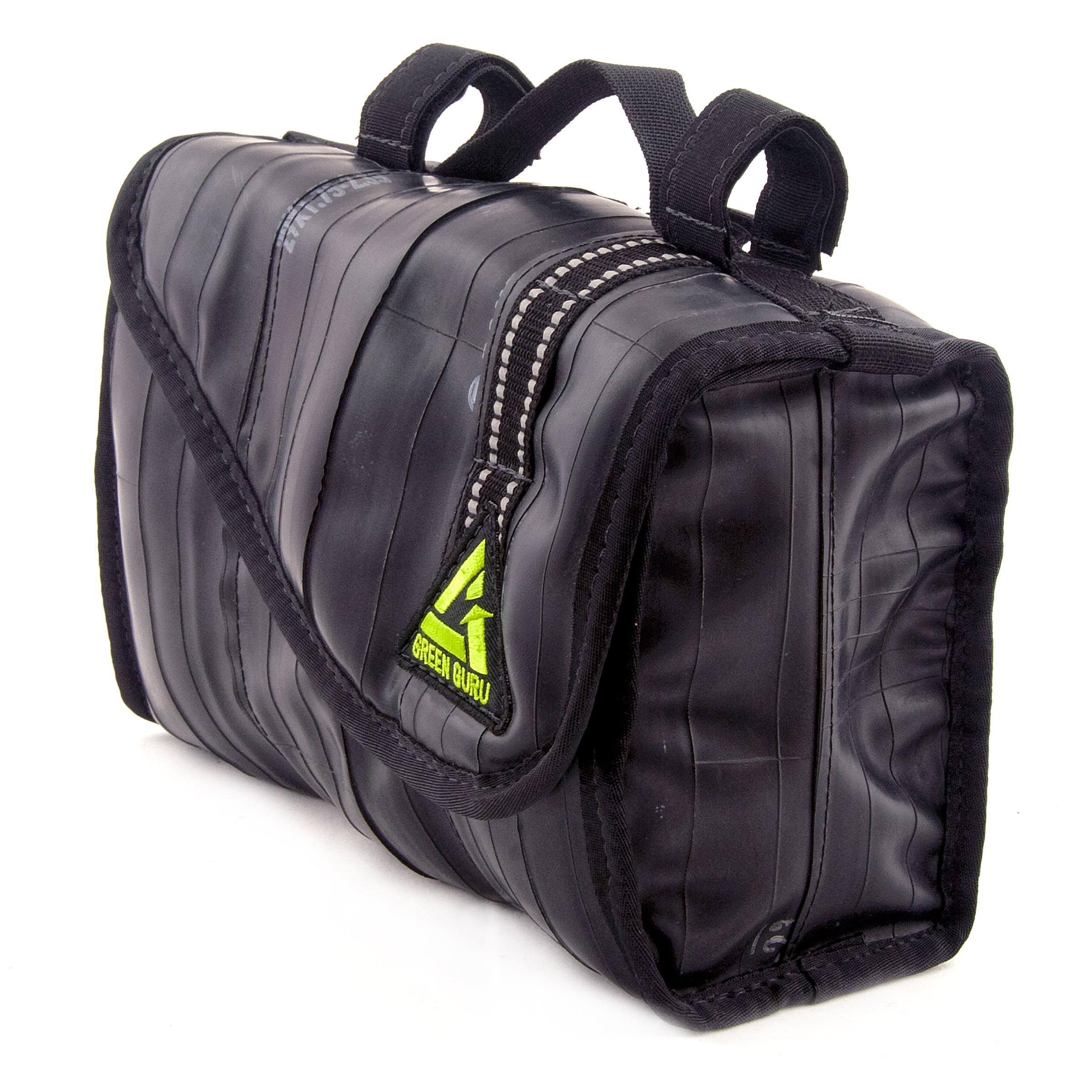 Insulated Recyled-material Cruiser Cooler Bike Tube Handlebar Bag