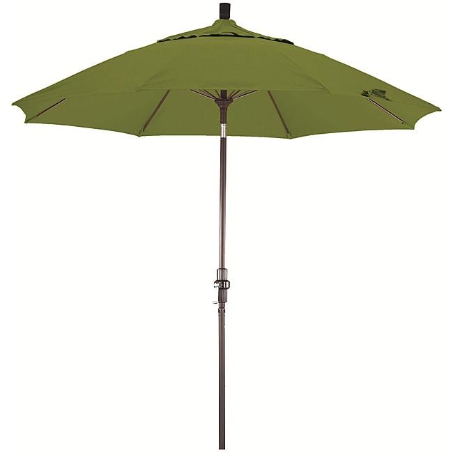 Fiberglass 9-foot Pacifica Ginkgo Crank and Tilt Umbrella