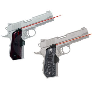 Crimson Trace Master Series Lasergrip for Bobtail 1911 Pistols