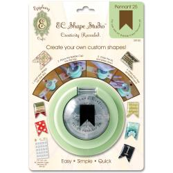 Epiphany Crafts Pennant Shape Studio Tool