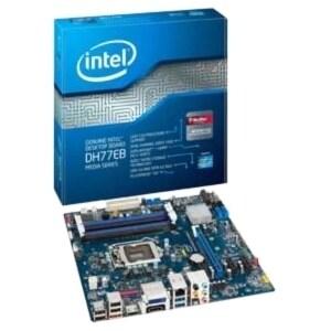 Intel Media DH77EB Desktop Motherboard - Intel H77 Express Chipset -