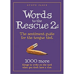 Orange Sky Books - Words To The Rescue 2