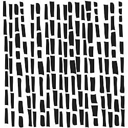 Crafter's Workshop Dashed Lines 6x6 Templates