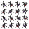 Jolee's Black Ants Mini Repeats Stickers