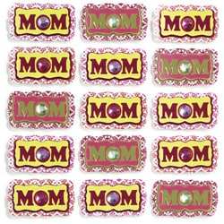 Jolee's Mom Word Mini Repeats Stickers