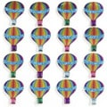 Jolee's Hot Air Balloon Mini Repeats Stickers