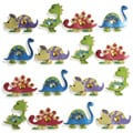 Jolee's Dinosaurs Mini Repeats Stickers