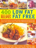 400 Best-Ever Recipes: Low Fat, Fat Free (Paperback)