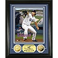 Los Angeles Dodgers Clayton Kershaw Gold Coin Photo Mint