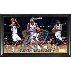 Kevin Durant Pano Frame (12 x 20)