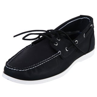 Nautica Men's 'Westport' Leather Boat Shoes