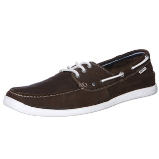 Nautica Men's 'Hyannis' Brown Boat Shoes