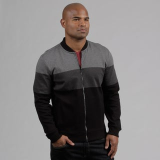 Calvin Klein Men's Black Heather Jacket