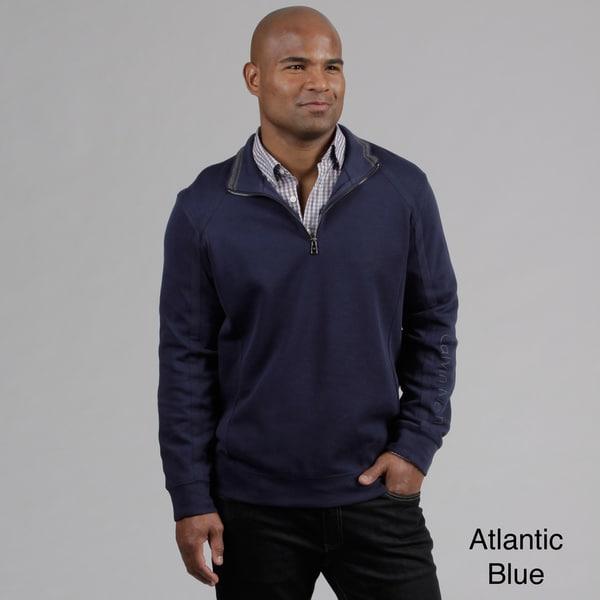 Calvin Klein Men's Quarter Zip Jacket