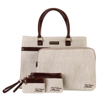 Isabella Fiore South Hampton Laptop Tote Bag